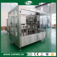 Full automatic plastic bottle water filling machine/plant