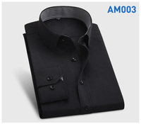 Top branded new model long sleeve 100% cotton shirts for men