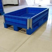 Plastic Pallet Storage Container For Fruit