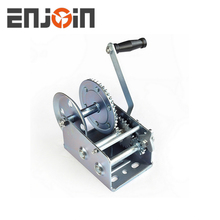 ENJOIN manufacturer 1200lbs mini manual hand winch for sale