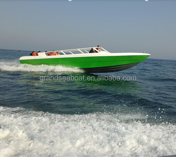 40seats Fiberglass Speed Tour Boat for sale