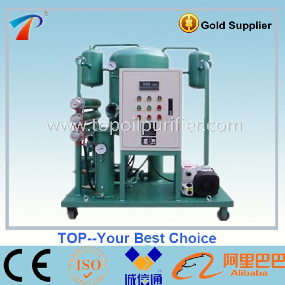 Oil Water Separating Machine/Sludge Oil Dehydrator/Vacuum Dehydrator Filtration System