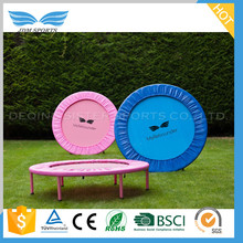 Factory Price CE Approved Kids Pink Mini Trampoline