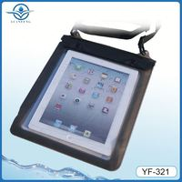 Ipx8 degree hard waterproof case for ipad