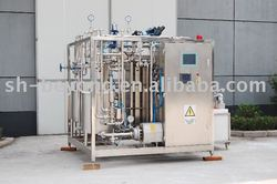 fully-automatic milk pasteurizer