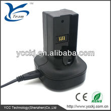 OEM charger dock for xbox360 charger station/charging kit for xbox 360