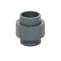 Water Hose Pipe Threaded Direct Connection Pvc Waste Fitting