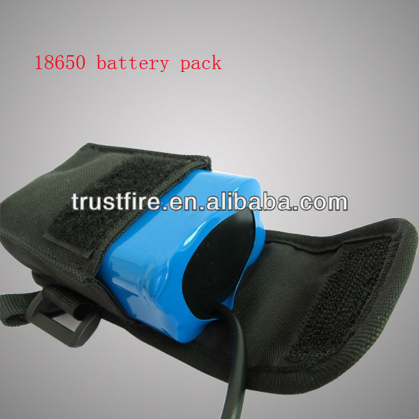 Trustfire 18650 rechargeable 2 parallel connection and 3 series battery pack for power tool