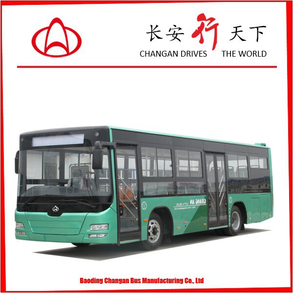 2015 Changan Bus SC6101 DAEWOO bus price