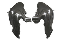 Carbon Tank Side Parts for BMW R1200GS 2013