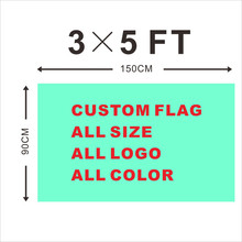 3X5 FT Digital Printed Mixed Order All Designs All Size All Logo Flags Custom With Grommets