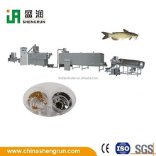 floating fish feed mill machine