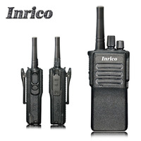 Newest Inrico T198 Intelligent global talking WCDMA 4G LTE Network GPS military quality portable handy walkie talkie