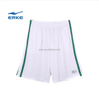 ERKE mens basketball short 100%polyester sports suit basketball suit for men custom customize jersey cheap jersey in China