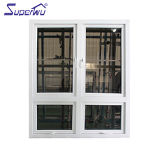 Cheap price Energy saving double glass upvc & pvc windows and doors