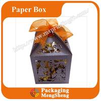 Luxury Chocolate Window Candy Box