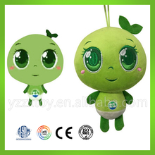 Cheap selling custom adult plush and stuffed toys doll with EN71