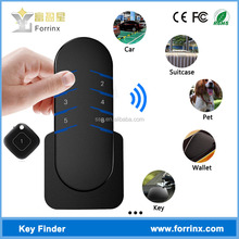 Forrinx Thinnest 1 RF Transmitter 6 Receivers Best Wireless Key Finder with Base Support