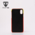 Shockproof Custom Printed Genuine Lambskin Phone Case Color Blocking Phone Case Manufacturing