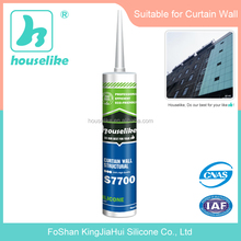 STRUCTURAL SILICONE SEALANT S7700 BY ELECTRICAL CAULKING GUN