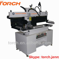 SMT LED Semi Automatic Stencil Printer
