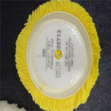 Super quality 3 inch sheep wool 6 inch car buffing pads supplier