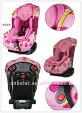 luxury adjustable safety baby car seat