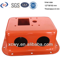 Customized waterproof aluminum box
