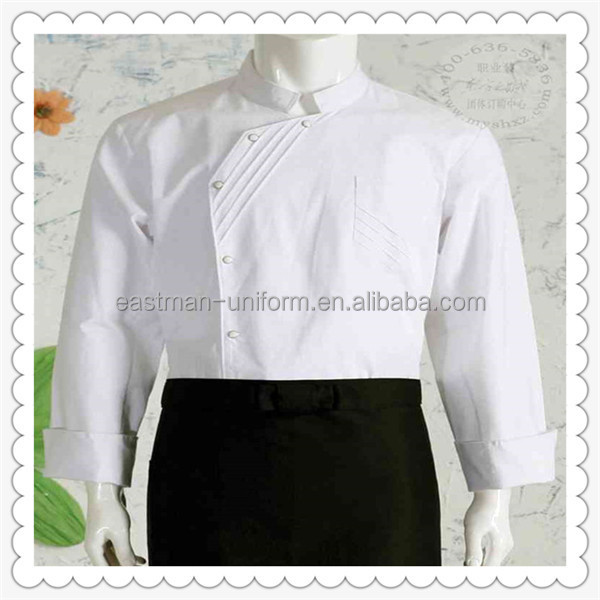 french chef cook uniform chef coat