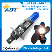Emark standard quality automotive h1 light bulb super white, crystal white, ,golden white, clear white blue white halogen lamp