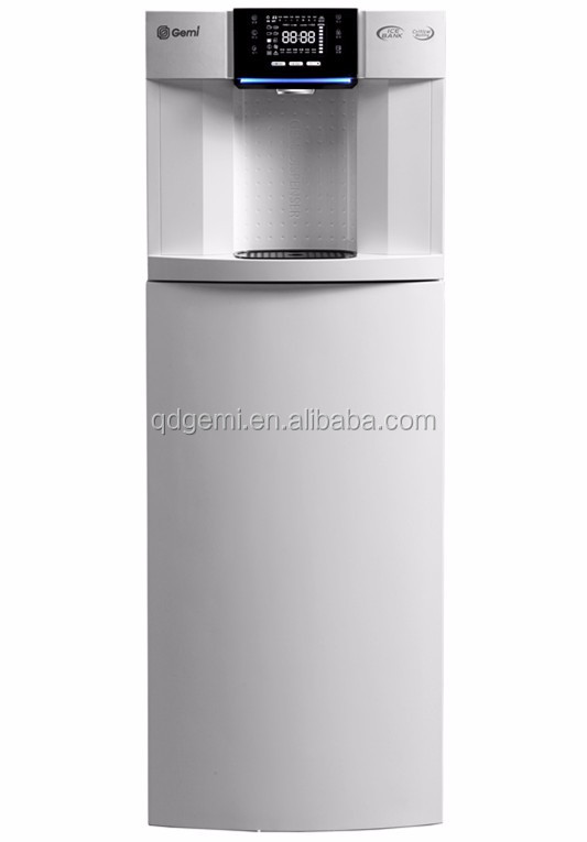 Advanced ice bank technology water dispenser /bottleless/high capacity China