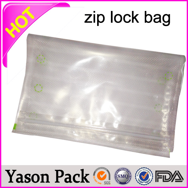 YASON clear ldpe plastic bags foot spa plastic bags hand shopping plastic bags