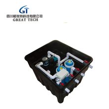 Integrative swimming pool underground filter system,High Quality underground water filter system