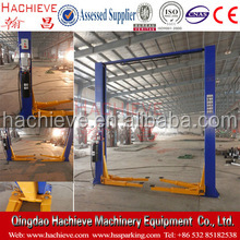 Electrical Workshop Equipment/Garage Hydraulic 2 Pillar Automobile Hoist Lifter For Sale