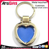 Factory direct sale metal alloy enemal keychains