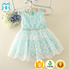 2017 new arrival embroideried flower children wedding dress girls party dresses special occasion girls' dresses for princess