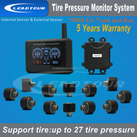 Tire Pressure Monitor System External and internal TPMS for Truck and Bus