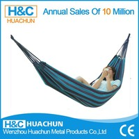 2015 hot sale parachute outdoor portable baby hammock