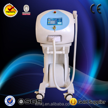 KM latest technology germany 808nm diode laser epilator(CE/ISO/TUV/ROHS)