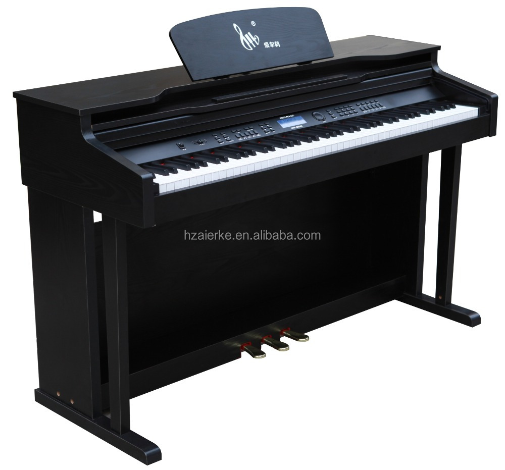 Kids Learning seat bench Synthesize upright piano
