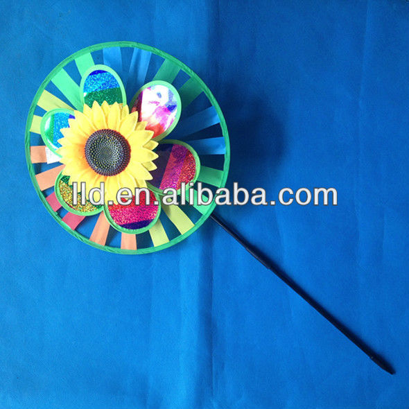 802306 MINI COLORFUL CHILDREN'S LOVERLY WINDMILL/TOY WINDMILLS FOR KIDS