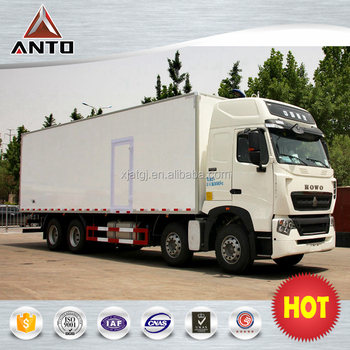 Heavy duty truck 8*4 440 hp lorry/ cargo truck