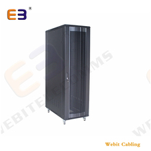 Cabling System,sServer Enclosure 18U-47U Telecommnucation Equipments And <strong>Network</strong> 19 inch Rack