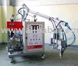 Machinery for architecture decoration elements production