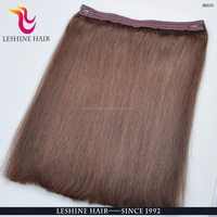 New arrival halo hair extension ali trade affordable price