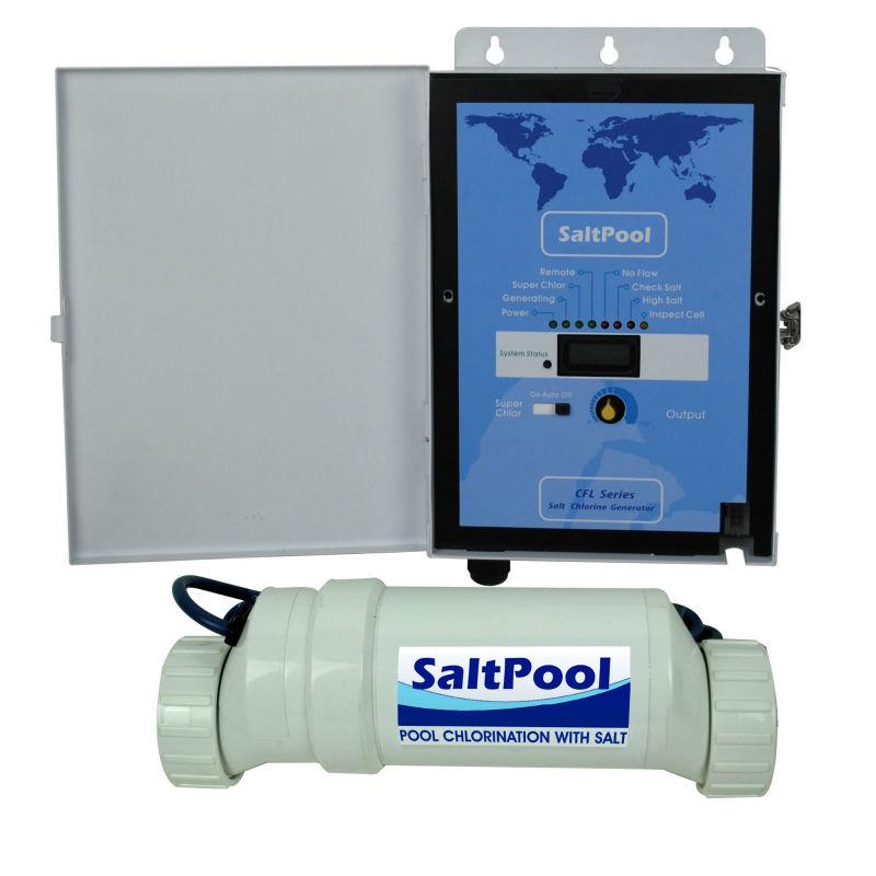 Lamotte Waterproof Swimming Pool Chlorine Generator Salt Lev Aquapure Aquarite Salt Water