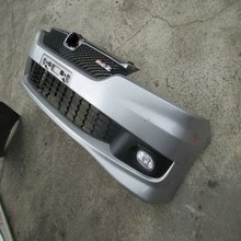 USED JDM MODULO Front Bumper OEM for 05-08 Stream RN6 RN8 RSZ 4door