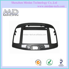 plastic abs cnc machining professional car dvd panel cnc machinery factory