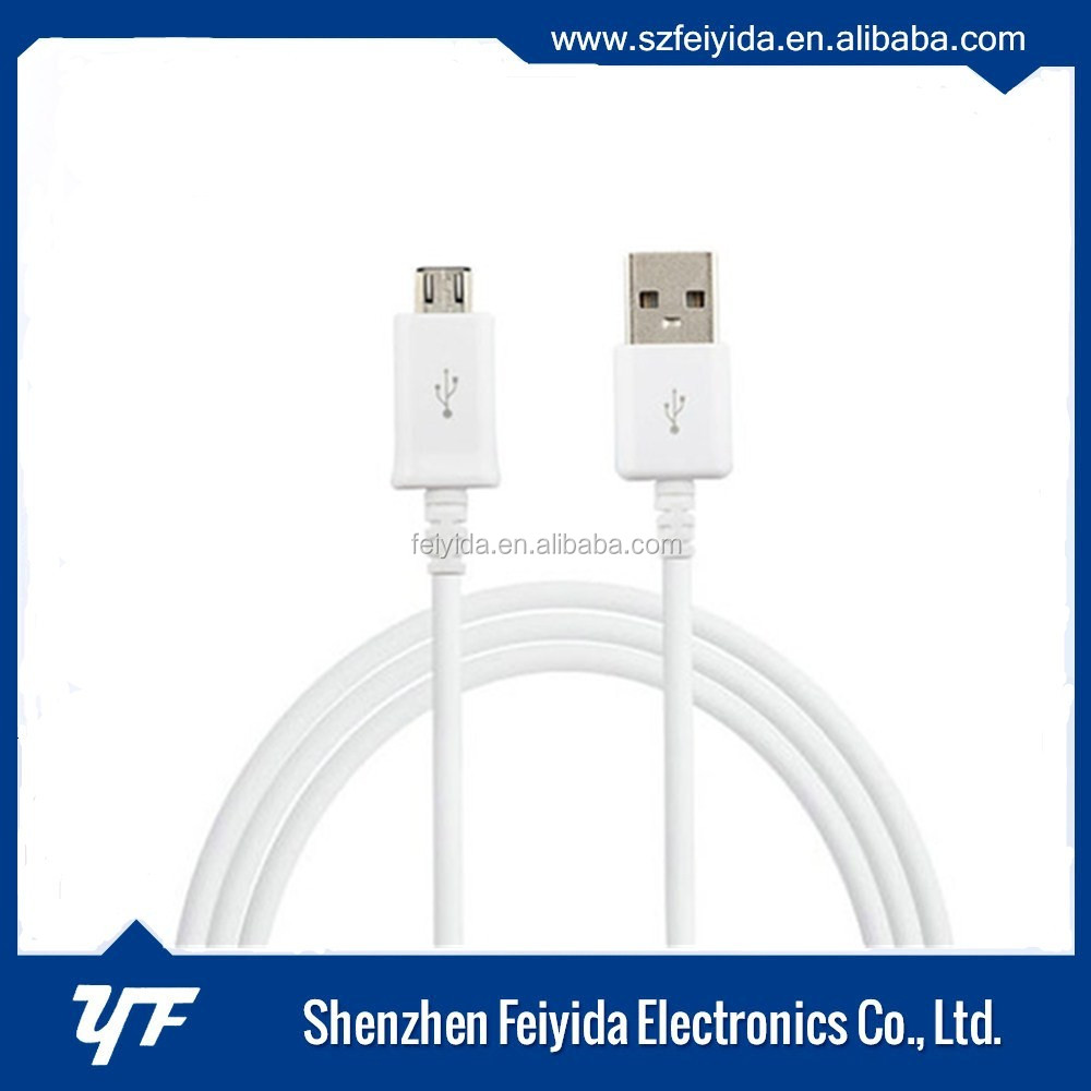 High Speed Micro USB Data Cable 5 pin micro usb charger cable For Cellphone