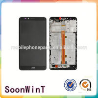 for huawei ascend mate 7 lcd digitizer + display